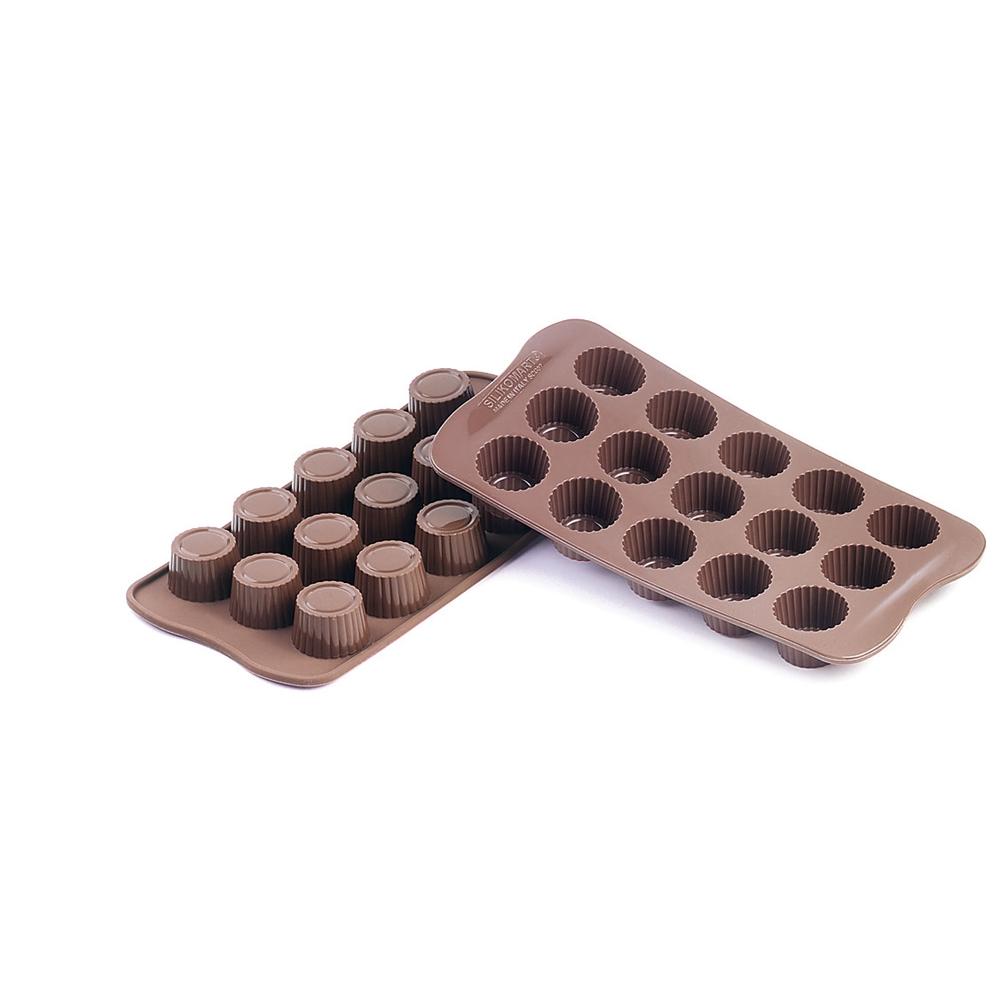 シリコマート チョコレートモルド プラリネ SCG07