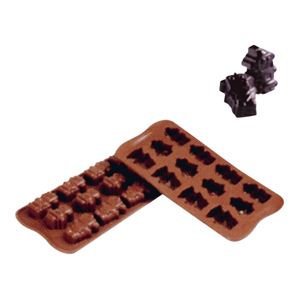 シリコマート チョコレートモルド ロボット SCG18