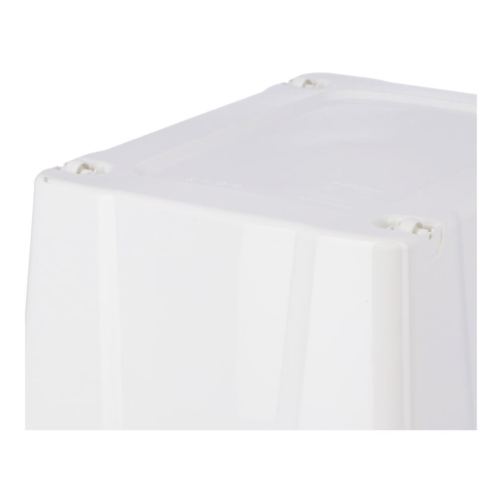 コーナン オリジナル LIFELEX インテリアPCケース 75L−NW ニューホワイト