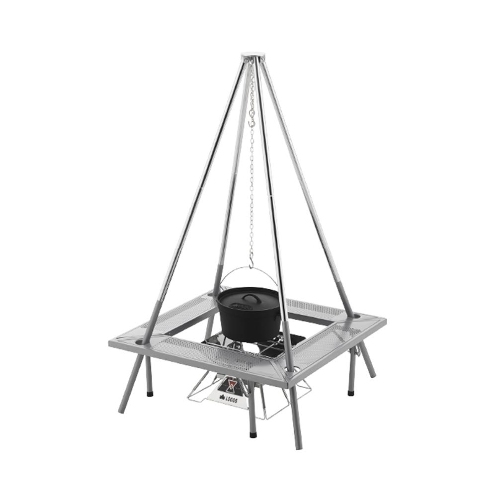 ロゴス(LOGOS) the ピラミッドTAKIBI M81064163 (約)36×35×22cm