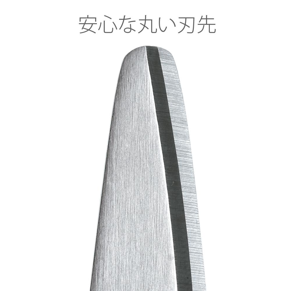 PLUS(プラス)  フィットカットカーブ ロング SC−190S ブルー 322550