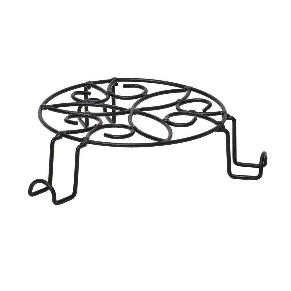 コーナン オリジナル LIFELEX 鉢受スタンド S ブラック KT09−5592
