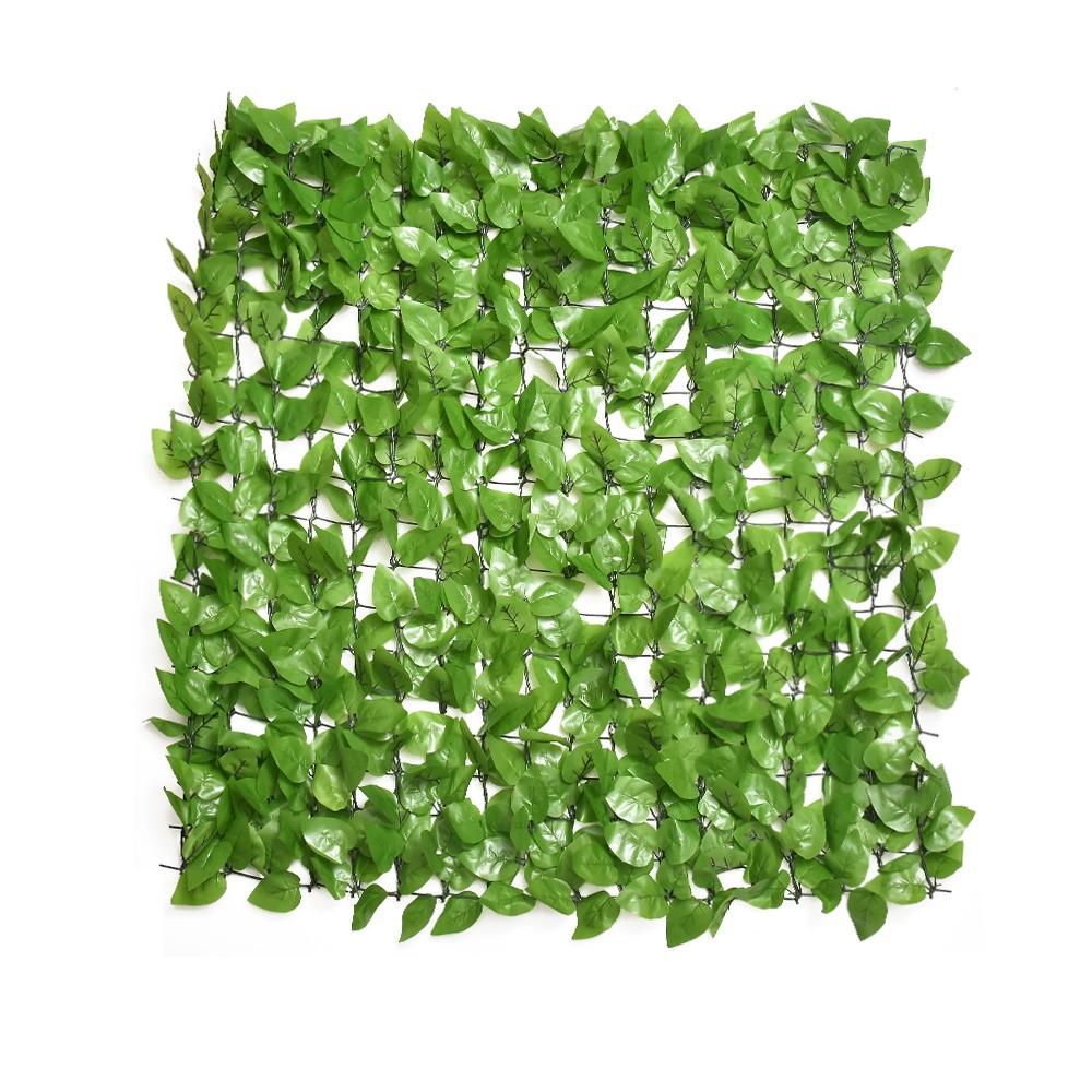 【 めちゃ早便 】コーナン オリジナル 日よけ 目隠し ガーデンフェンス ライトグリーン 約100×100cm