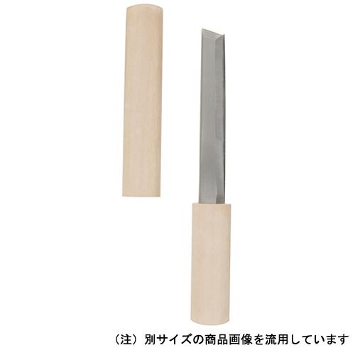 昭三作 ヌシャ小刀 サヤ入 磨き 4−210C 210mm