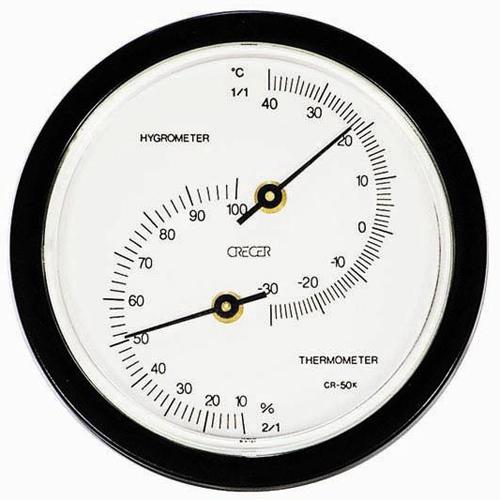 CRECER 温度計・湿度計 CR−58
