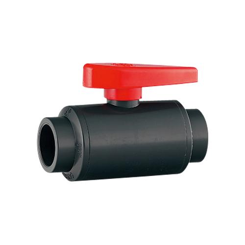 カクダイ PVCボールバルブ 接着式 655-506-30