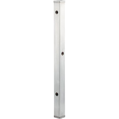 カクダイ ステンレス水栓柱(分水孔付) 624-112(70カク)