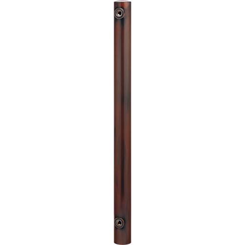 カクダイ ステンレス水栓柱(丸型) 624-041 ブロンズ