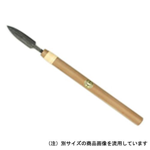 五百蔵 木目やり鉋 ホ柄付 中 120/560mm キリハコ