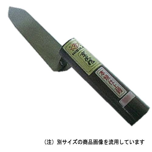 ヒシカ重次作 安来鋼白紙 本焼 元首仕上鏝 フツウアツ 150mm
