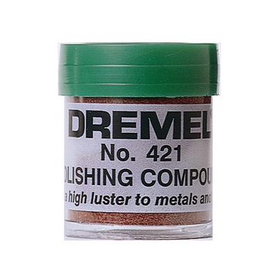 DREMEL ポリッシングコンパウンド  421