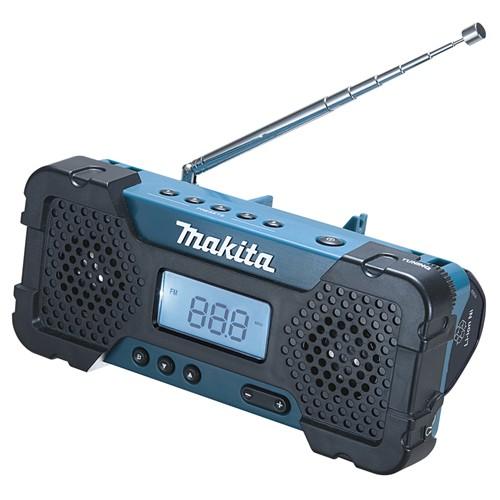 マキタ(Makita) 10.8V充電ラジオ MR051 【バッテリ・充電器別売】