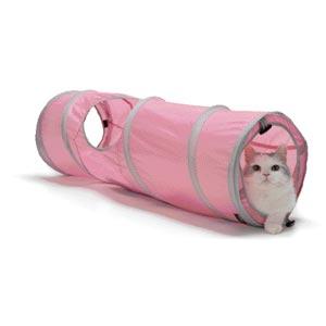 SPORTPET キャットトンネル ピンク
