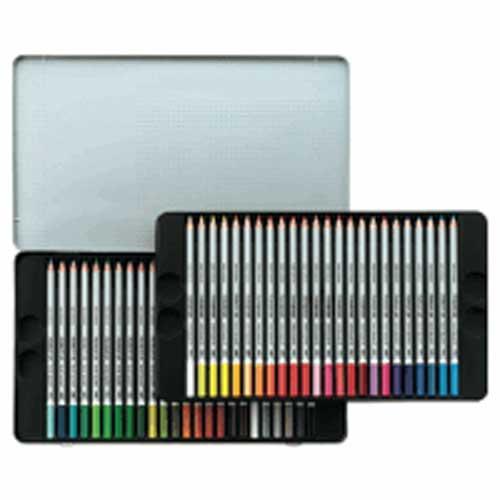 カラトアクェレル 水彩色鉛筆 48色 125M48 48本入 240399