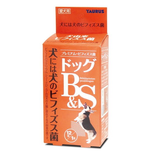 ドッグB&S 1g×12包