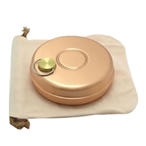 純銅製ミニ湯たんぽ  62816