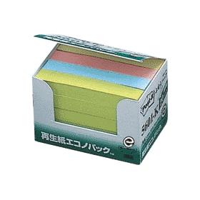 ポスト・イット再生紙エコノパック4色混色 5601−K 332957