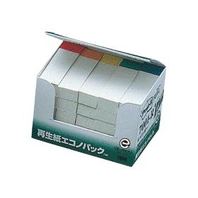 ポスト・イット再生紙エコノパックレインボー 7001−R 333588