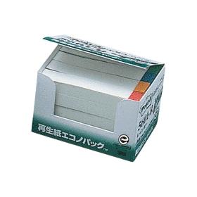 ポスト・イット再生紙エコノパックレインボー 5601−R 333587