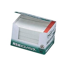 ポスト・イット再生紙エコノパックホワイト 5601−W 335123