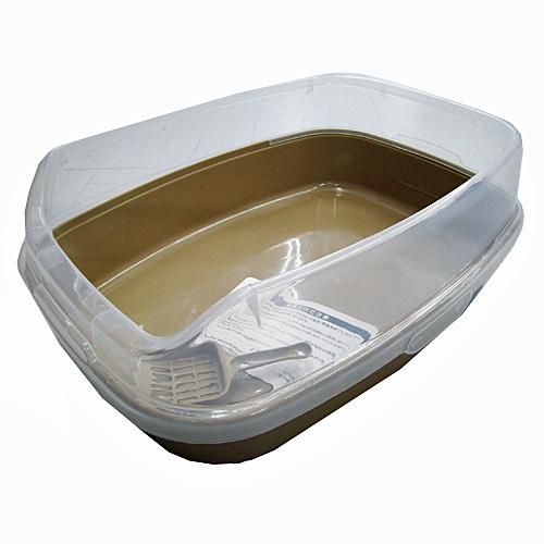 コーナン オリジナル キャットトイレ スクエアワイドBR