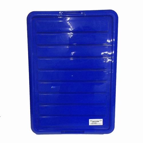 コーナン オリジナル ハードコンテナ03.04用蓋 ブルー EKM−02−0286
