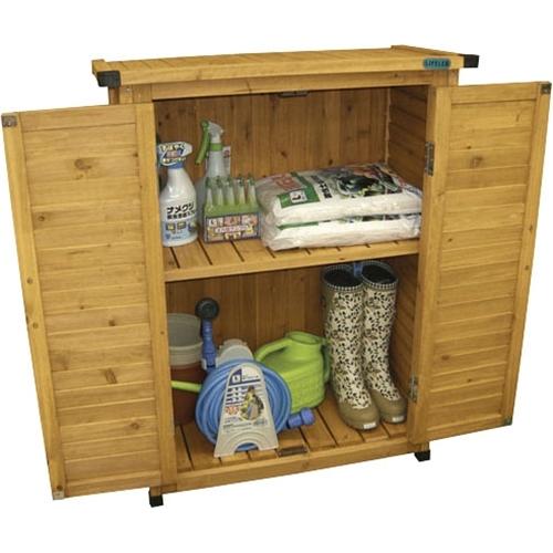木製収納庫 薄型タイプ