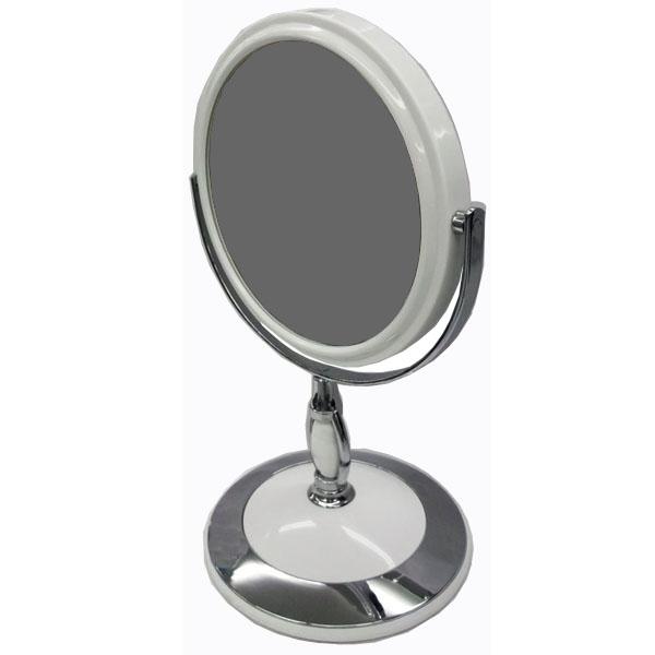 コーナン オリジナル 拡大鏡付き卓上ミラー KKG18−2325