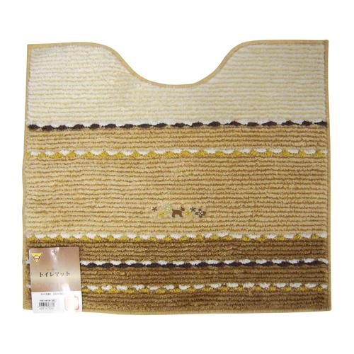 コーナン オリジナル トイレマット ベージュ TO21‐8730
