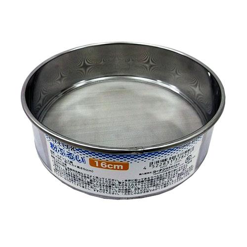 コーナン オリジナル 粉ふるい 16cm KHM05‐8227