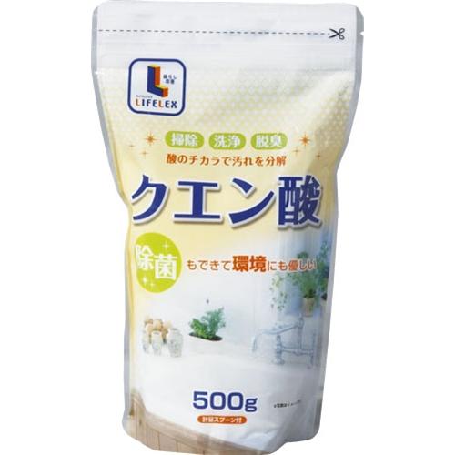 コーナン オリジナル クエン酸 500g