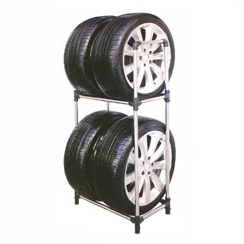 コーナン オリジナル タイヤラックS 軽自動車用 KG07−7212 ※タイヤ、ホイールは付いていません。