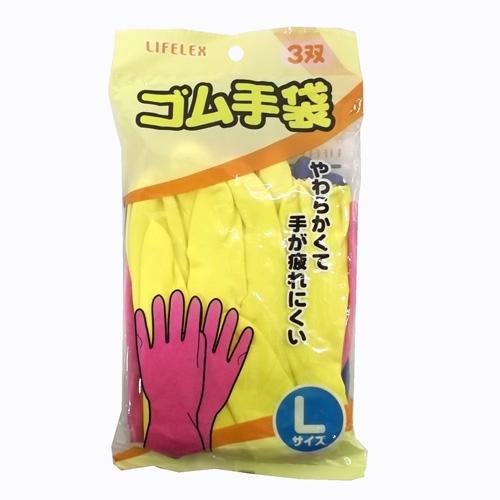 コーナン オリジナル ゴム手袋 L KHM05−0779