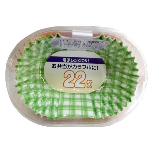 コーナン オリジナル 小判型お弁当彩りカップ大 22P KHM05−0885