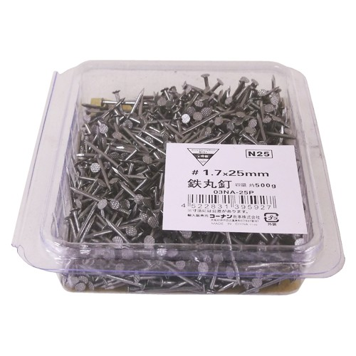 コーナン オリジナル 鉄丸釘 N25 03NA−25P