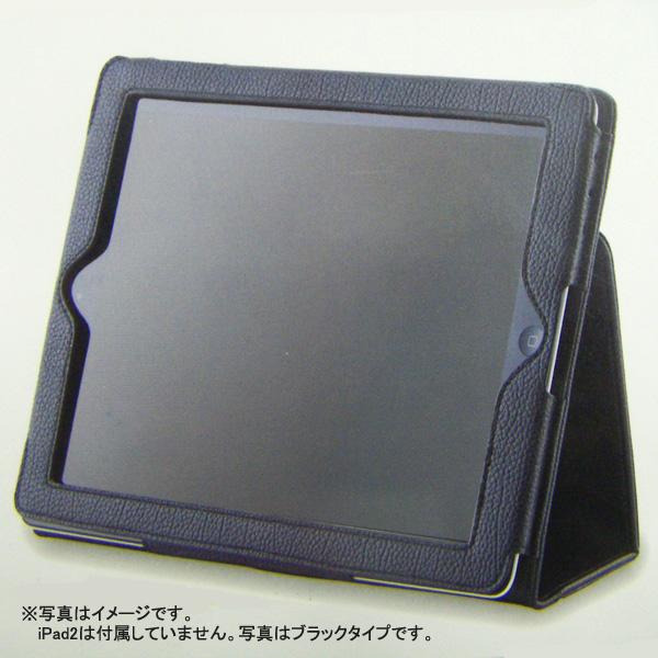 コーナン オリジナル IPAD2対応カバーB ブラック IPAD057BK
