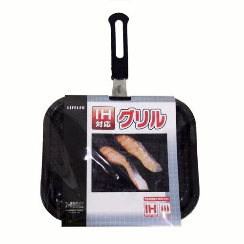 コーナン オリジナル IH対応グリル JKO43