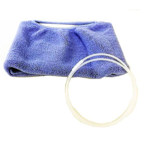 コーナン オリジナル 厚織便座カバー O型 ブルー TO21−1710
