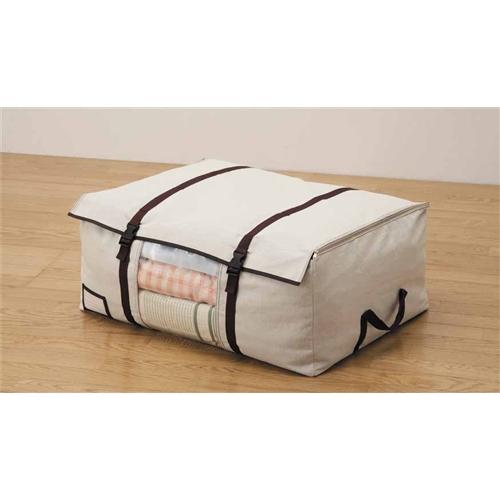 コーナン オリジナル 竹炭衣類収納ケース M 62×45×25cm