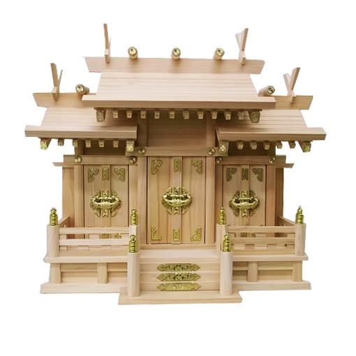 コーナン オリジナル 屋根違三社 小KH01−1428