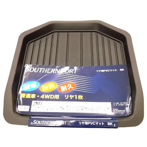 コーナン オリジナル リヤ用PVCマット黒 KOF07−6414