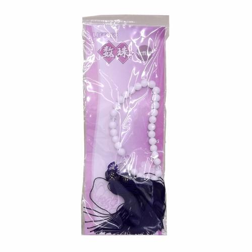 コーナン オリジナル 数珠 女性用 LOT−2018
