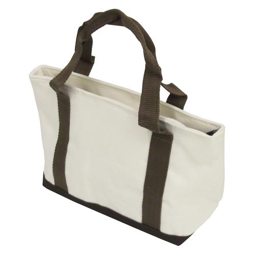 コーナン オリジナル 内ポケット付きランチバッグ オフホワイト KHM05−8835