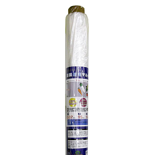 コーナン オリジナル 菜園透明マルチ 0.02mm×95cm×50m