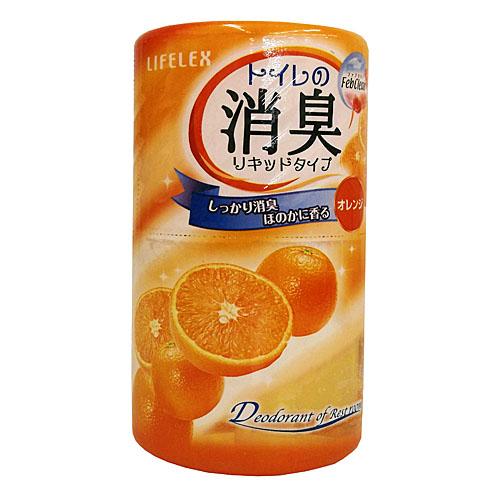 コーナン オリジナル トイレの消臭 リキッドタイプ オレンジ KOF15−0196