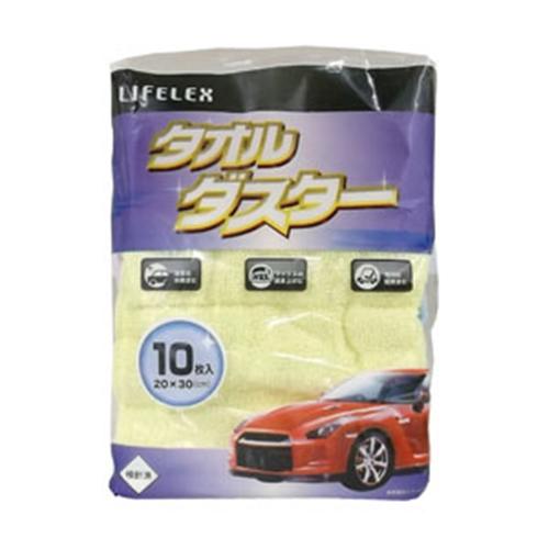 コーナン オリジナル タオルダスター10枚入 KOT07−3807