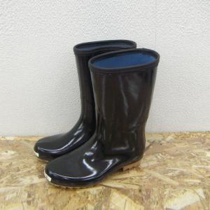 コーナン オリジナル アメゴム底軽半長靴 25.0cm NJT04−6407