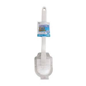コーナン オリジナル トイレブラシ 丸型 ホワイト KOK21−6345