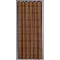 コーナン オリジナル 竹カーテン 焼竹 ブラウン 約100×170cm