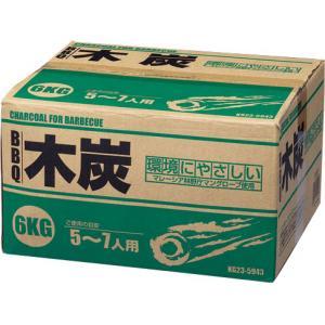 コーナン オリジナル BBQ木炭 6kg KG23−6290